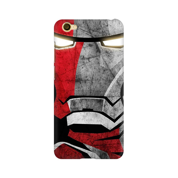 Vivo Y67 Red Soldier Phone Cover & Case