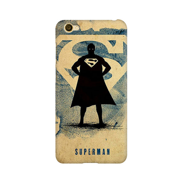 Vivo Y67 Superman Standing Phone Cover & Case
