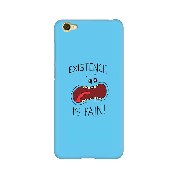 Vivo Y67 Existence Is Pain Mr Meeseeks Rick & Morty Phone Cover & Case