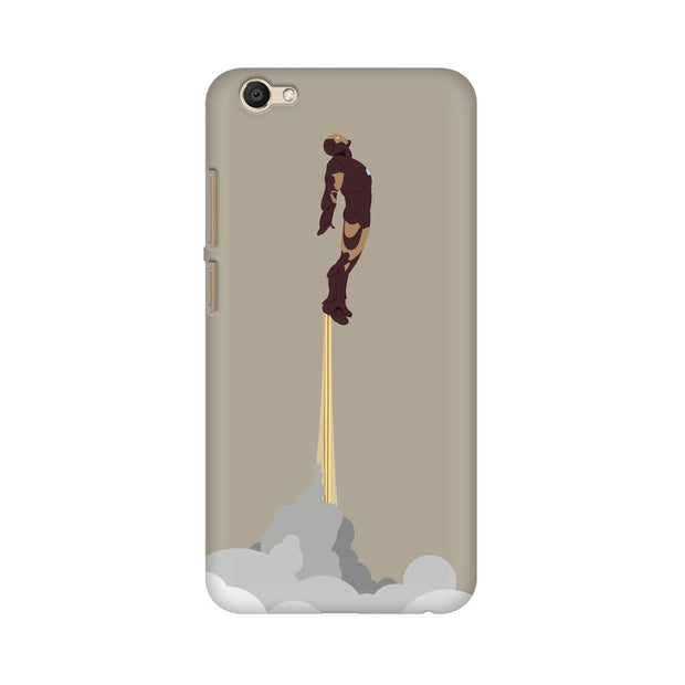 Vivo Y69 Flying Iron Man Phone Cover & Case
