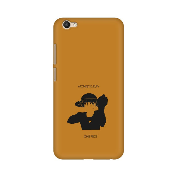 Vivo Y69 Monkey D Luffy One Piece Minimal Phone Cover & Case