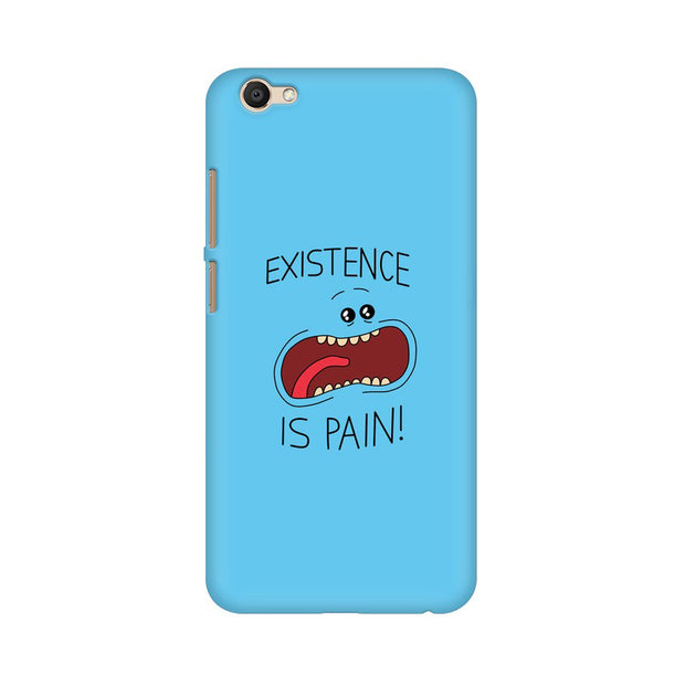 Vivo Y69 Existence Is Pain Mr Meeseeks Rick & Morty Phone Cover & Case