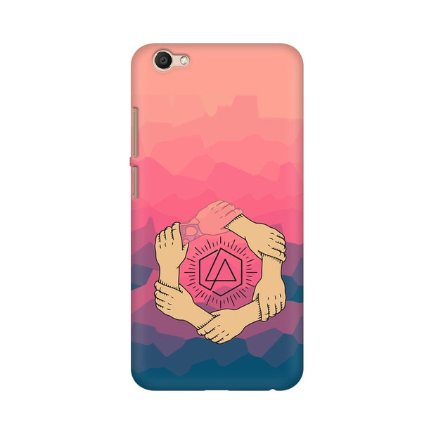 Vivo Y69 Linkin Park Logo Chester Tribute Phone Cover & Case