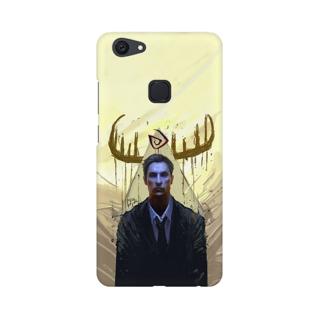 Vivo Y75 True Detective Rustin Fan Art Phone Cover & Case