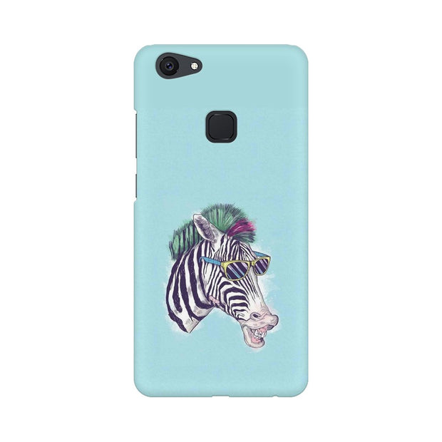 Vivo Y75 The Zebra Style Cool Phone Cover & Case