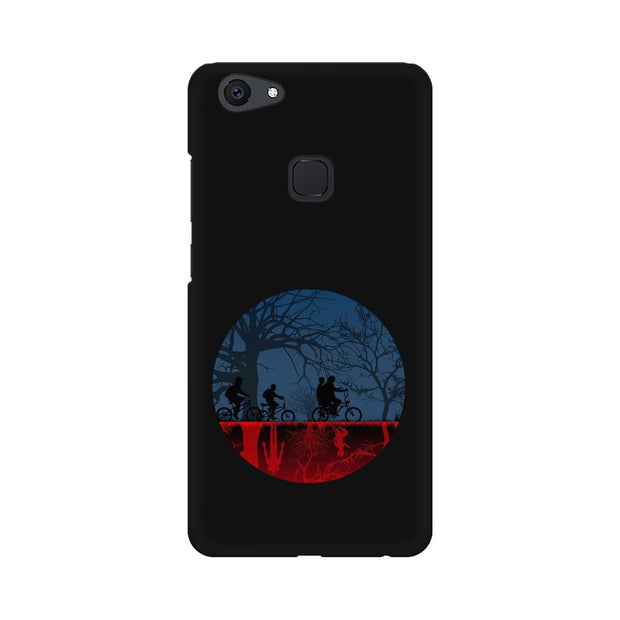 Vivo Y75 Stranger Things Fan Art Phone Cover & Case
