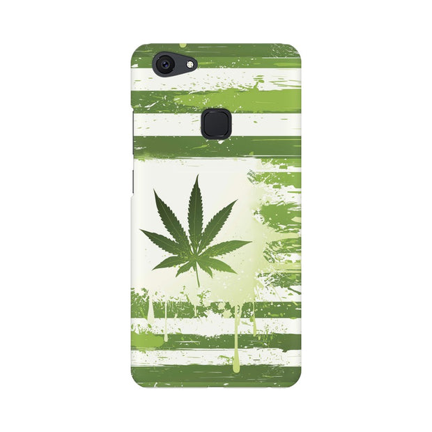 Vivo Y75 Weed Flag  Phone Cover & Case
