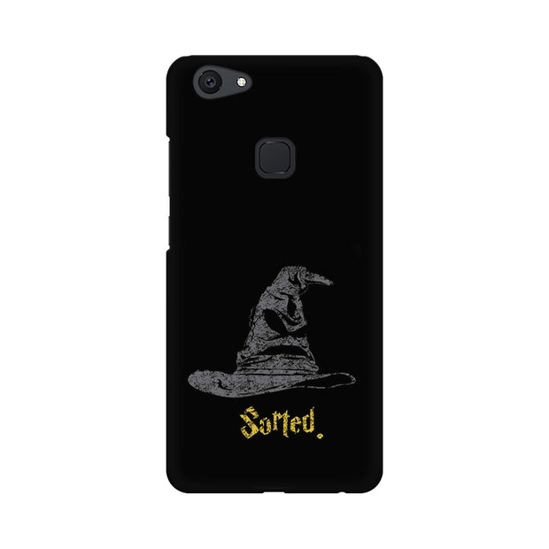 Vivo Y75 Sorting Hat Harry Potter Phone Cover & Case