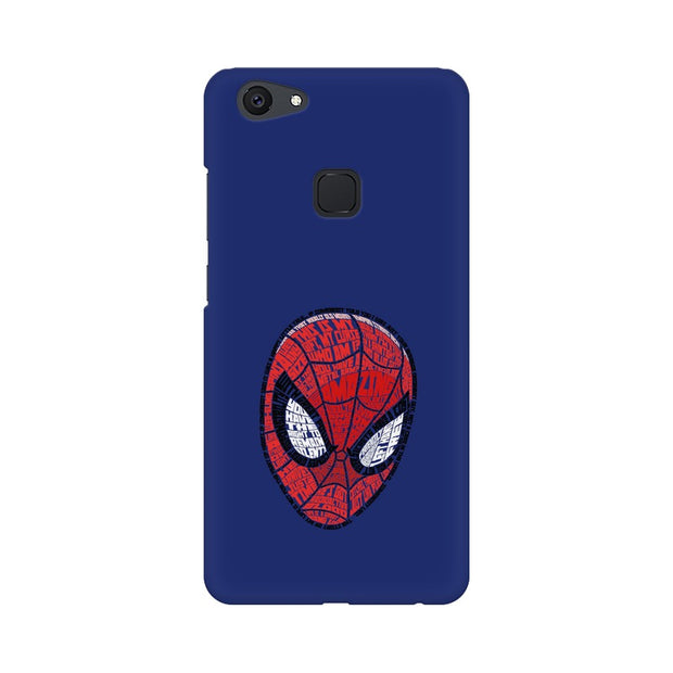Vivo Y75 Spider Man Graphic Fan Art Phone Cover & Case