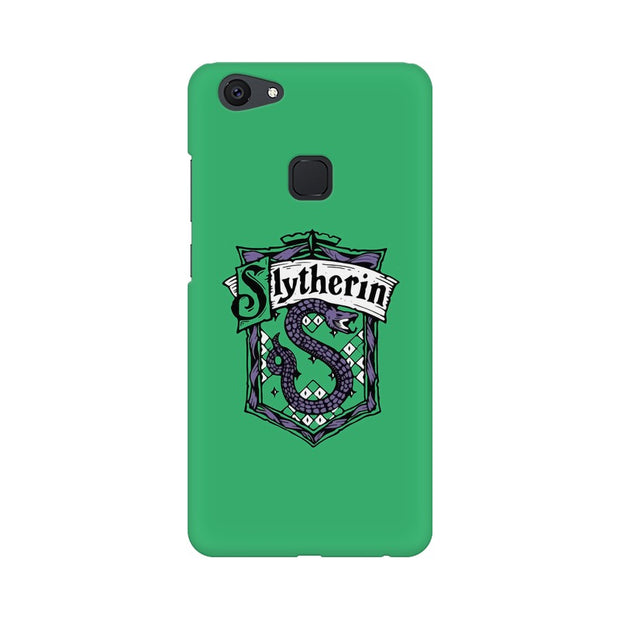 Vivo Y75 Slytherin House Crest Harry Potter Phone Cover & Case
