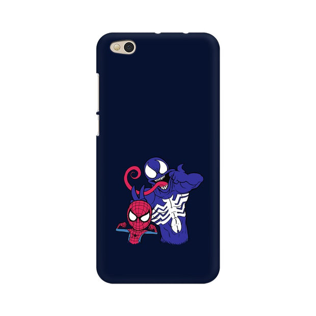 Xiaomi Mi 5C Spider Man & Venom Funny Phone Cover & Case