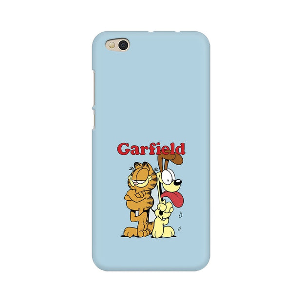 Xiaomi Mi 5C Garfield & Odie Phone Cover & Case