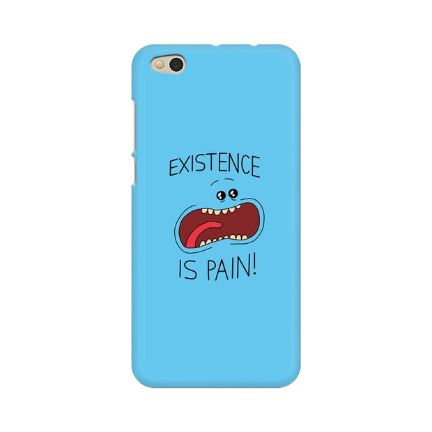 Xiaomi Mi 5C Existence Is Pain Mr Meeseeks Rick & Morty Phone Cover & Case