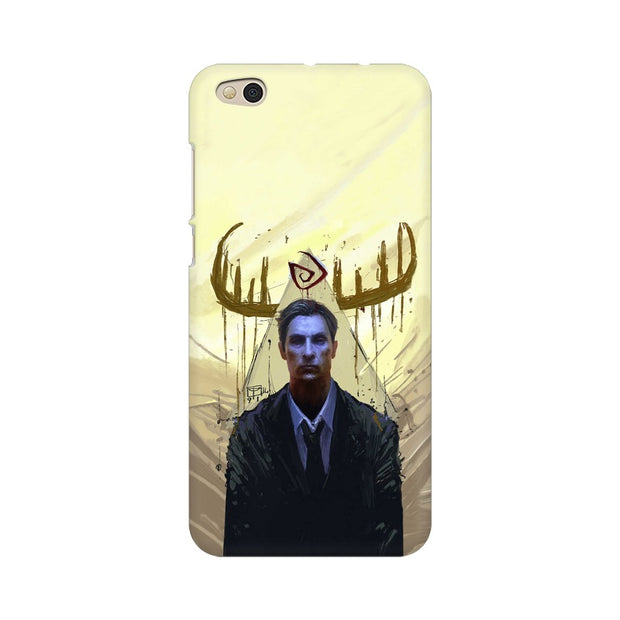 Xiaomi Mi 5C True Detective Rustin Fan Art Phone Cover & Case