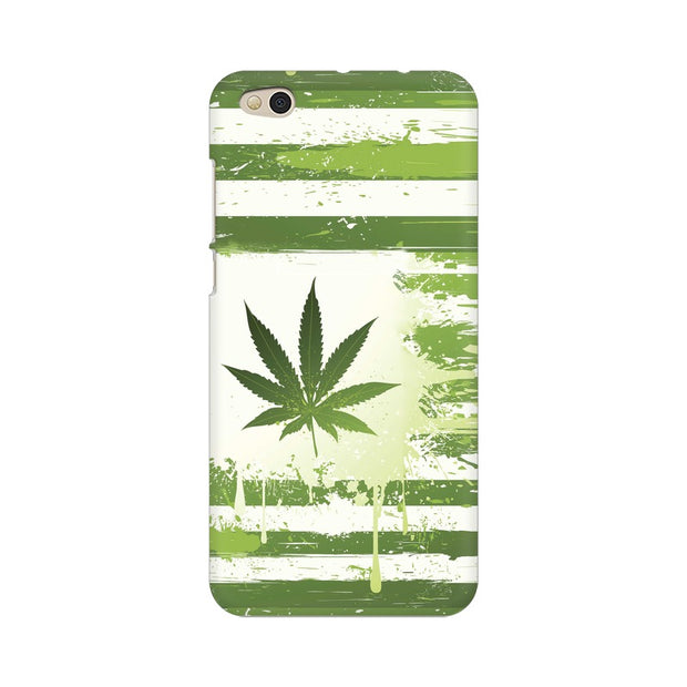 Xiaomi Mi 5C Weed Flag  Phone Cover & Case
