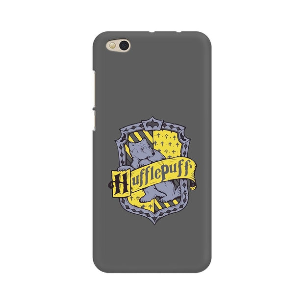 Xiaomi Mi 5C Hufflepuff House Crest Harry Potter Phone Cover & Case