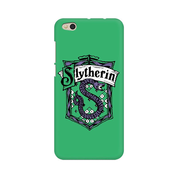 Xiaomi Mi 5C Slytherin House Crest Harry Potter Phone Cover & Case
