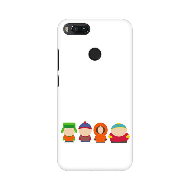 Xiaomi Mi A1 South Park Minimal Phone Cover & Case