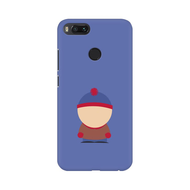 Xiaomi Mi A1 Stan Marsh Minimal South Park Phone Cover & Case