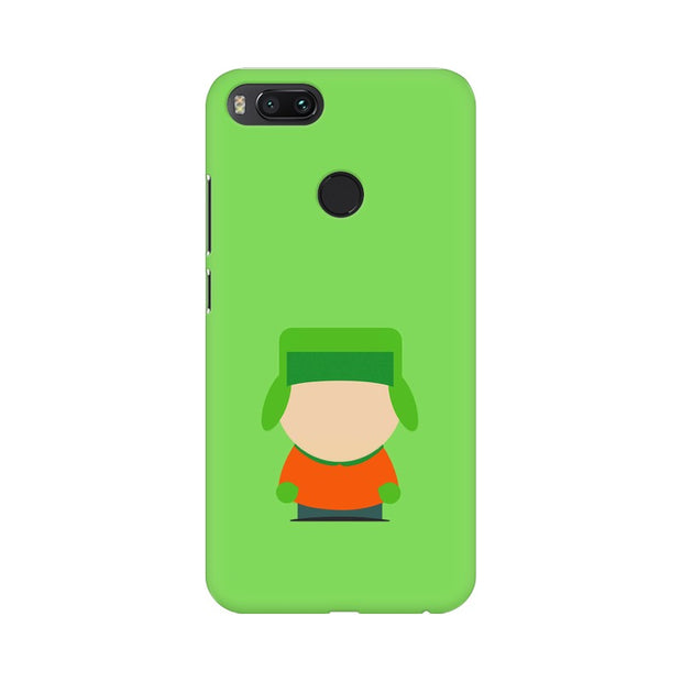 Xiaomi Mi A1 Kyle Broflovski Minimal South Park Phone Cover & Case