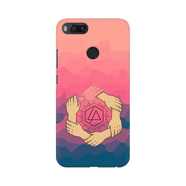 Xiaomi Mi A1 Linkin Park Logo Chester Tribute Phone Cover & Case