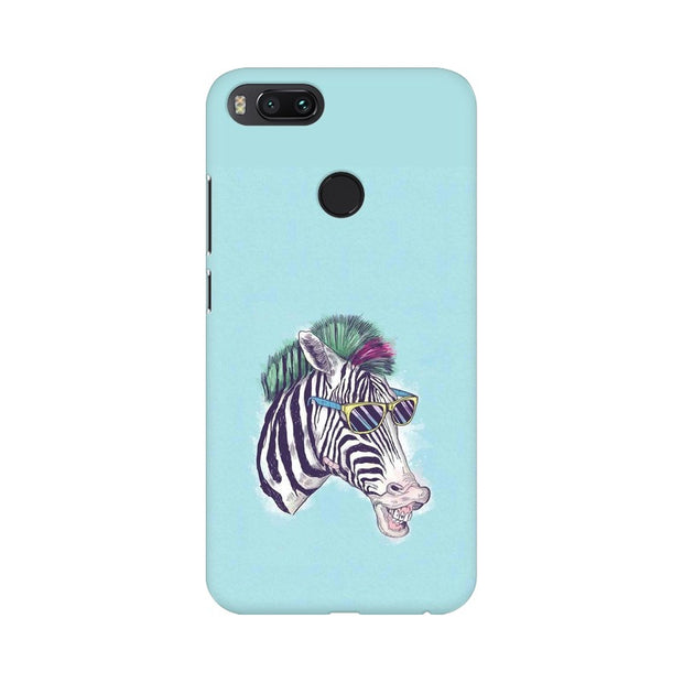 Xiaomi Mi A1 The Zebra Style Cool Phone Cover & Case