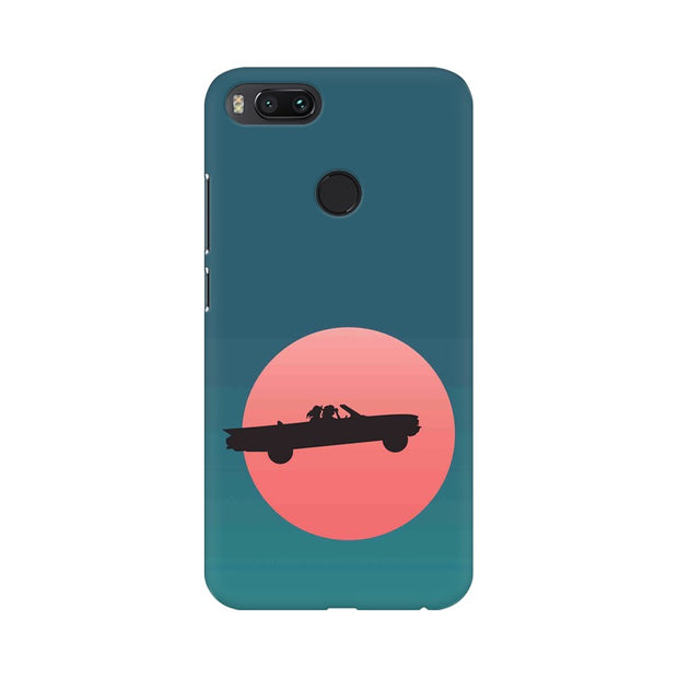 Xiaomi Mi A1 Thelma & Louise Movie Minimal Phone Cover & Case