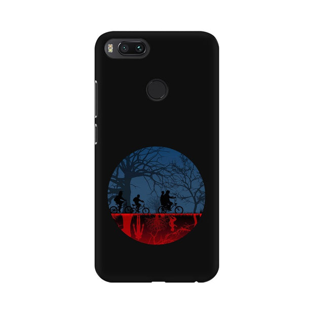 Xiaomi Mi A1 Stranger Things Fan Art Phone Cover & Case