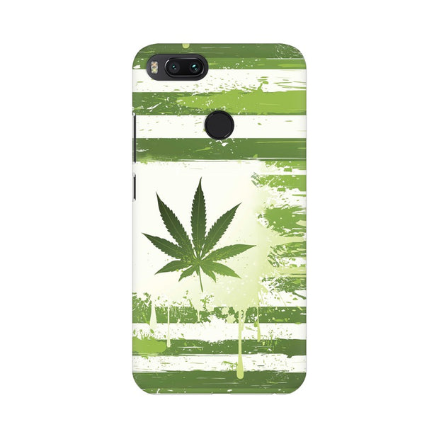 Xiaomi Mi A1 Weed Flag  Phone Cover & Case