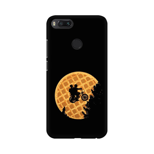 Xiaomi Mi A1 Stranger Things Pancake Minimal Phone Cover & Case