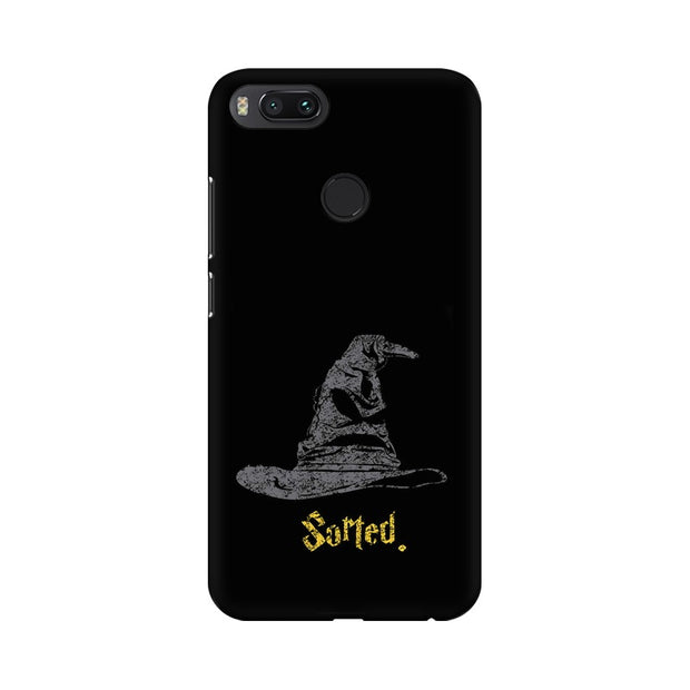 Xiaomi Mi A1 Sorting Hat Harry Potter Phone Cover & Case