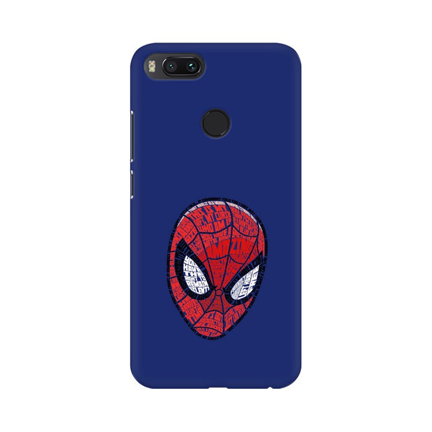 Xiaomi Mi A1 Spider Man Graphic Fan Art Phone Cover & Case