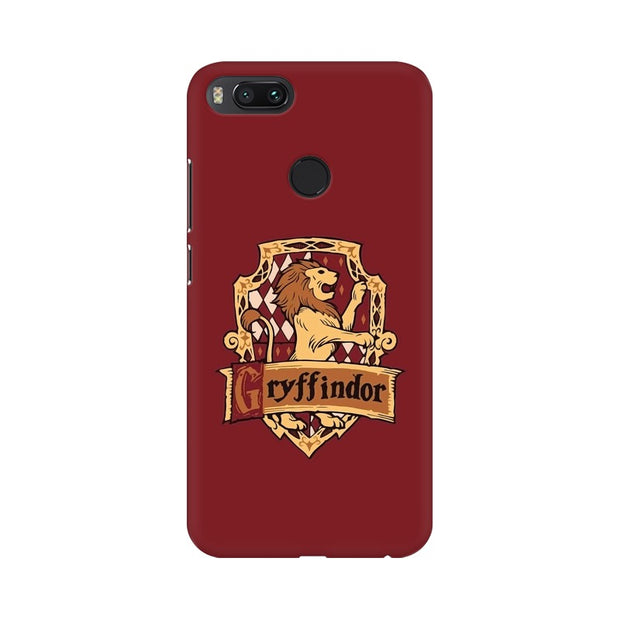 Xiaomi Mi A1 Gryffindor House Crest Harry Potter Phone Cover & Case