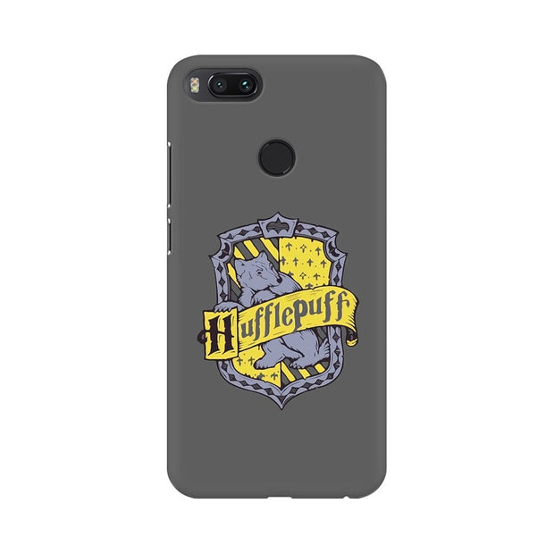 Xiaomi Mi A1 Hufflepuff House Crest Harry Potter Phone Cover & Case