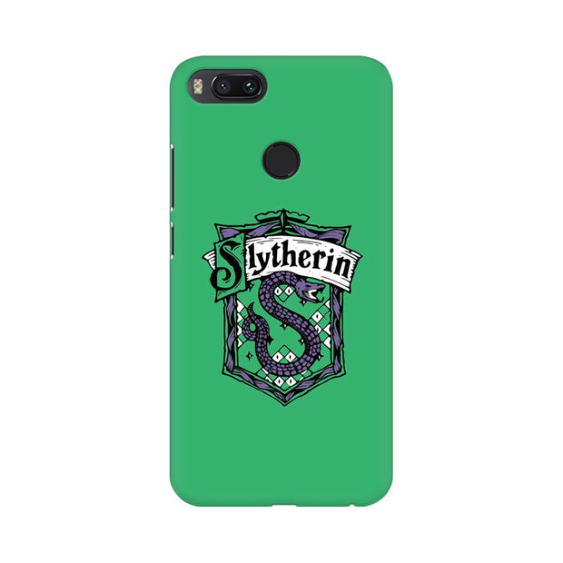 Xiaomi Mi A1 Slytherin House Crest Harry Potter Phone Cover & Case