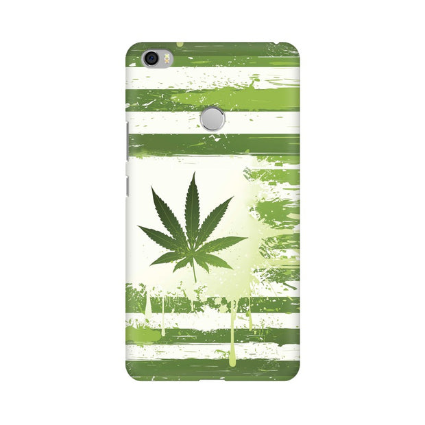 Xiaomi Mi Max Weed Flag  Phone Cover & Case