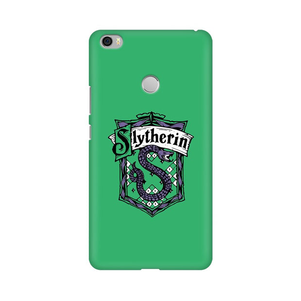 Xiaomi Mi Max Slytherin House Crest Harry Potter Phone Cover & Case