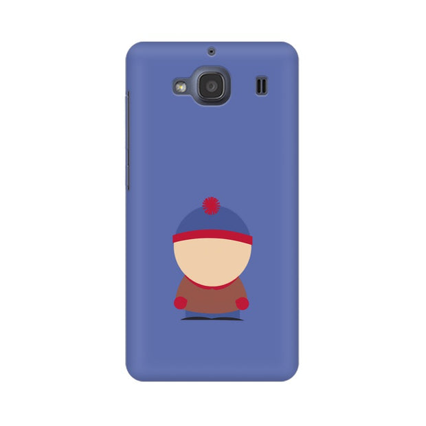 Xiaomi Redmi 2s Stan Marsh Minimal South Park Phone Cover & Case