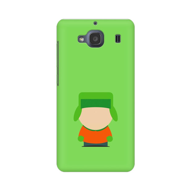 Xiaomi Redmi 2s Kyle Broflovski Minimal South Park Phone Cover & Case