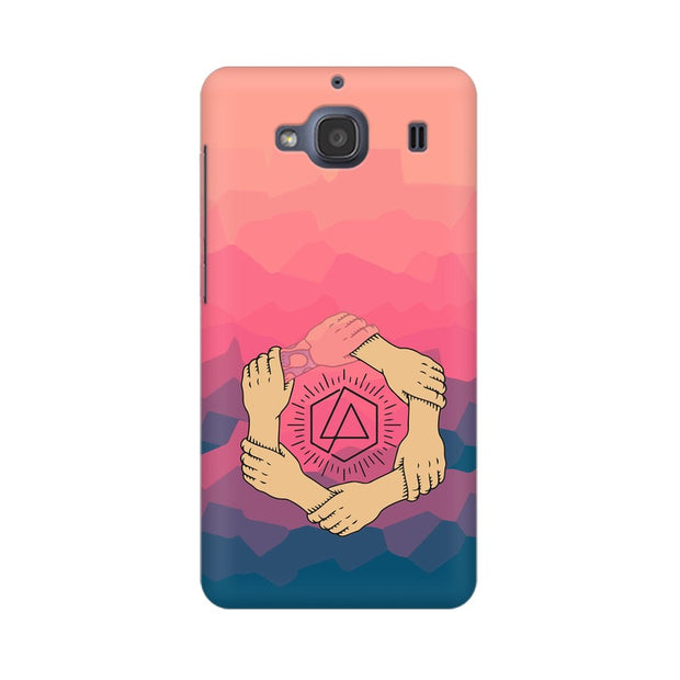 Xiaomi Redmi 2s Linkin Park Logo Chester Tribute Phone Cover & Case