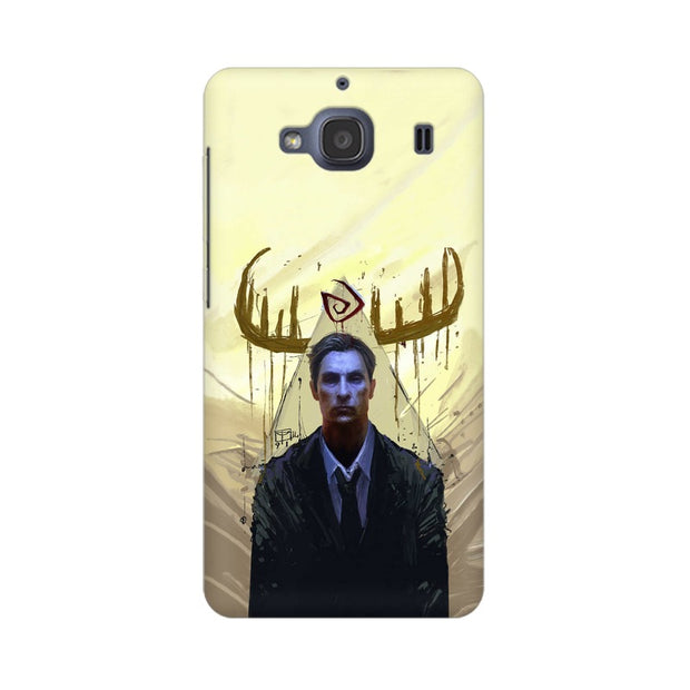 Xiaomi Redmi 2s True Detective Rustin Fan Art Phone Cover & Case