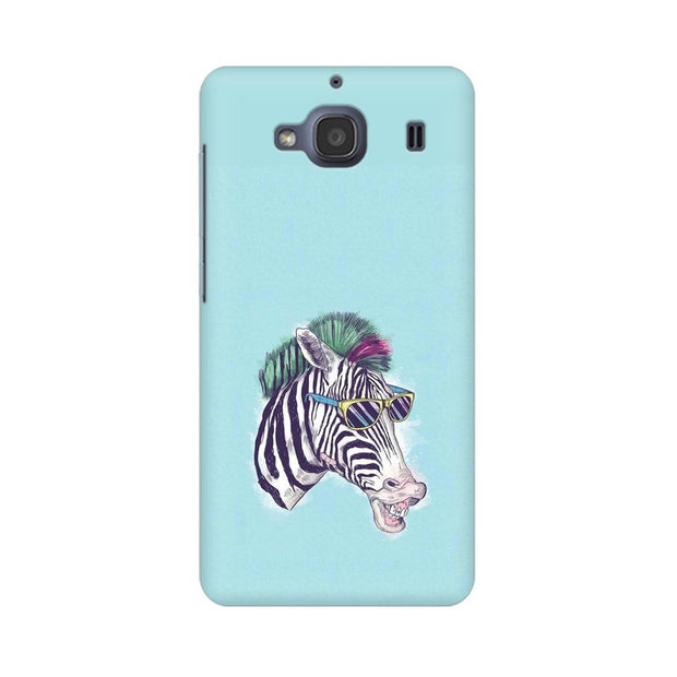 Xiaomi Redmi 2s The Zebra Style Cool Phone Cover & Case
