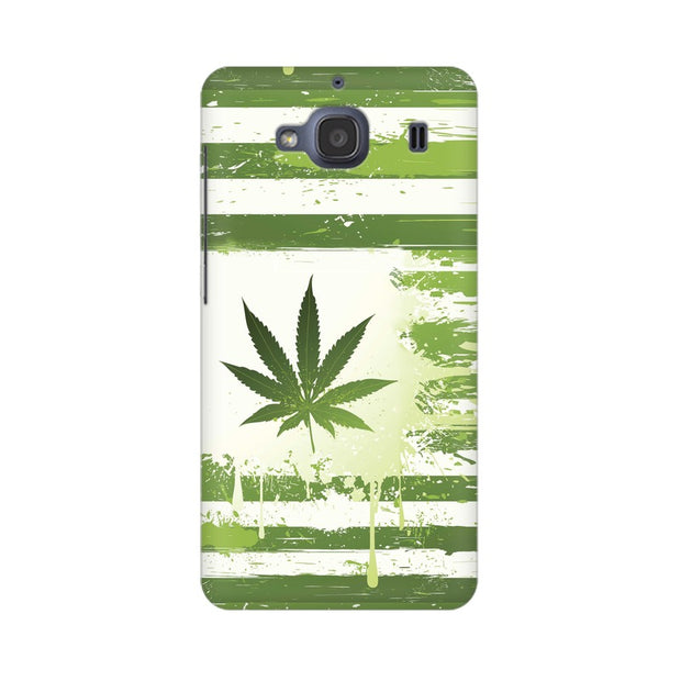 Xiaomi Redmi 2s Weed Flag  Phone Cover & Case