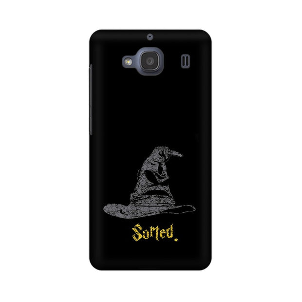 Xiaomi Redmi 2s Sorting Hat Harry Potter Phone Cover & Case