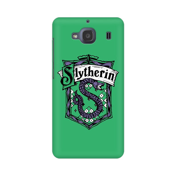 Xiaomi Redmi 2s Slytherin House Crest Harry Potter Phone Cover & Case