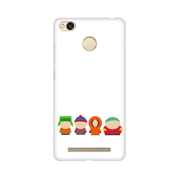Xiaomi Redmi 3s Prime South Park Minimal Phone Cover & Case