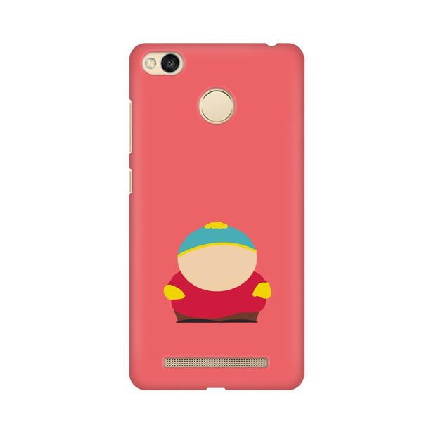 Xiaomi Redmi 3s Prime Eric Cartman Minimal South Park Phone Cover & Case