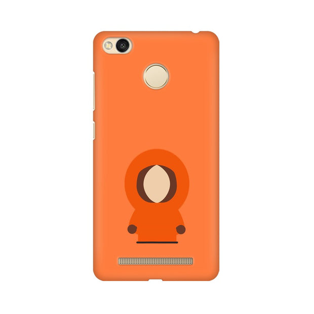 Xiaomi Redmi 3s Prime Kenny Minimal South Park Phone Cover & Case
