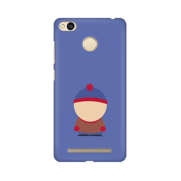 Xiaomi Redmi 3s Prime Stan Marsh Minimal South Park Phone Cover & Case