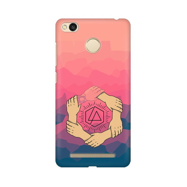 Xiaomi Redmi 3s Prime Linkin Park Logo Chester Tribute Phone Cover & Case